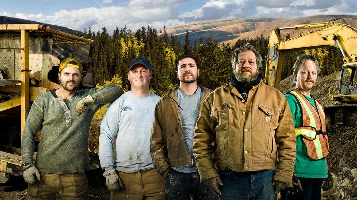 Guldjakt i Yukon