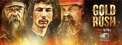 TV program om guldgrävare